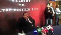 Altaf Hussain ki ek aur ghtia taqreer samne aa gai