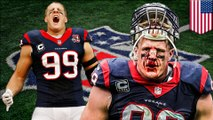 J.J. Watt highlights: Watt an amazing 2015, can the Texans defensive end bring the pain in 2016?