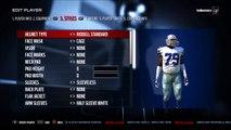 Madden NFL 17 :: Cowboys Rookies   Ezekiel Elliott, Jaylon Smith ETC.. (Projected Ratings)
