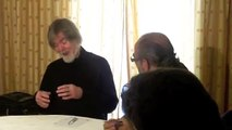 Tom Harrell interview with Spanish journalists clip 3  November 17, 2010