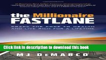 Read Books The Millionaire Fastlane: Crack the Code to Wealth and Live Rich for a Lifetime. E-Book
