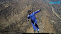 Skydiver Plans To Skydive Without A Parachute