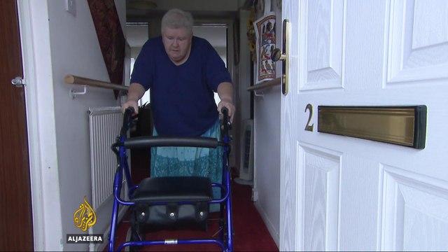 Loneliness hits the UK's elderly