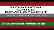 PDF] Biomental Child Development: Perspectives on Psychology