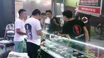 Pequim inaugura feira de cigarros eletrônicos