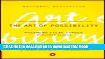[PDF] The Art of Possibility: Transforming Professional and Personal Life Download Online