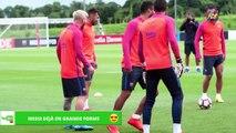 Zap Foot du 29 juillet: Messi déjà en super forme, la pub' énigmatique d'Adidas, Drogba marque encore face à Arsenal etc.