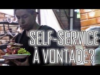 SELF-SERVICE À VONTADE? - #OQNÃOFAZER