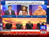 Raheel Sharif has Sent Message to Govt. that Army Will Not Allow Govt. to Do Corruption in CPEC - Haroon-ur-Rasheed