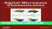 Pdf Digital Communication Systems Engineering With