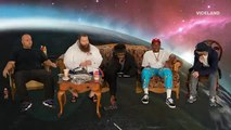 Unexplained Structures- Action Bronson and Friends watch Ancient Aliens