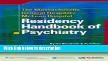 Ebook The Massachusetts General Hospital/McLean Hospital Residency Handbook of Psychiatry 1st