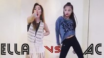 Tala [Dance Cover] by Ella Cruz and AC Bonifacio of Lucky Aces