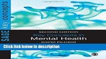 Ebook Key Concepts in Mental Health (SAGE Key Concepts series) Free Online