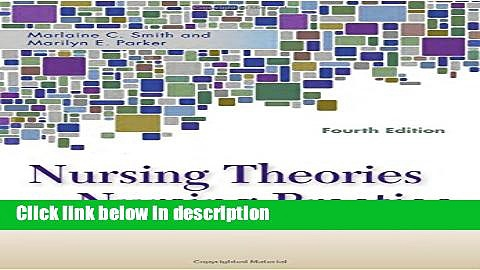 Books Nursing Theories and Nursing Practice (Parker, Nursing Theories and Nursing Practice) Free