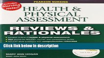 Books Pearson Nursing Reviews   Rationales: Health   Physical Assessment (Reviews and Rationales)