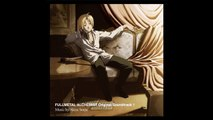 Fullmetal Alchemist Brotherhood OST - 25. Happiness ~Requiem from ''The Blind Alchemist''~