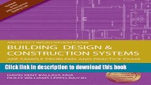 Read Building Design   Construction Systems: ARE Sample Problems and Practice Exam, 2nd Ed