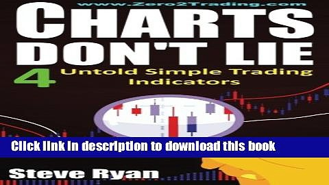 Ebook Charts Don t Lie: The 4 Untold Trading Indicators (How to Make Money in Stocks | Trading for