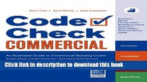 Read Code Check Commercial: An Illustrated Guide to Commercial Building Codes Ebook Free
