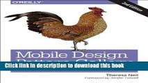 Books Mobile Design Pattern Gallery: UI Patterns for Smartphone Apps Full Online