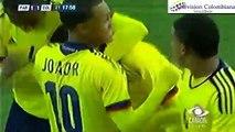 Colombia vs Paraguay 1 - 1 - Sudamericano Sub 17 - 02/Abril/2013 - Fecha 1