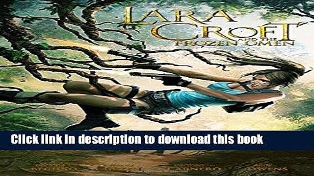 Books Lara Croft and the Frozen Omen Free Download