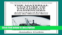 Books The Material Culture of Steamboat Passengers: Archaeological Evidence from the Missouri