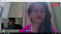 SHOCKING Live Suicide of a Telugu NRI on Skype call after Breakup with his GIRLFRIEND