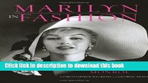 Books Marilyn in Fashion: The Enduring Influence of Marilyn Monroe Free Online