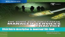 Ebook The Guide to a Successful Managed Services Practice - What Every SMB IT Service Provider