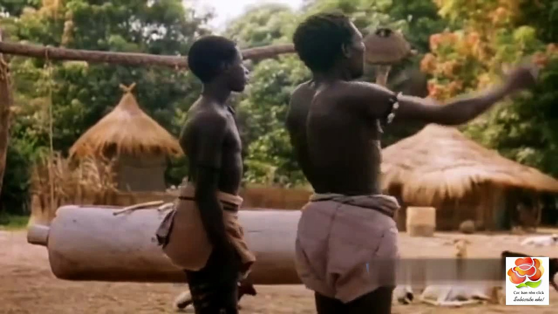 Documentary - The ritual of praying for rain and toxic weird tribe in Africa