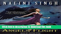 Books Angels  Flight (Guild Hunter) Free Online
