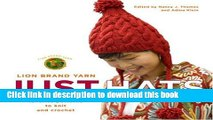 Read Lion Brand Yarn: Just Hats: Favorite Patterns to Knit and Crochet Ebook Free