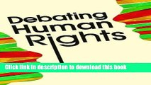 Ebook Debating Human Rights Free Online