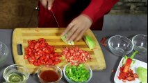 Veg Macaroni Indian Style Recipes - Indian Style Masala Macaroni Pasta