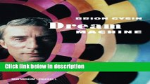 Ebook Brion Gysin: Dream Machine Free Download