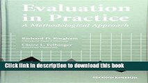 Ebook Evaluation In Practice: A Methodological Approach, 2nd Edition Free Online