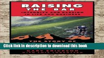Ebook Raising the Bar: Integrity and Passion in Life and Business: The Story of Clif Bar Inc. Full