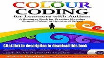 Books Colour Coding for Learners with Autism: A Resource Book for Creating Meaning through Colour