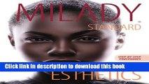 Ebook Step-by-Step Procedures for Milady Standard Esthetics: Fundamentals Full Online KOMP