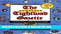 Books The Complete Tightwad  Gazette Free Online