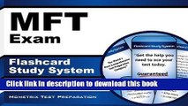 Download  Mft Exam Flashcard Study System: Marriage and Family Therapy Test Practice Questions and