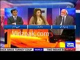 Imran Khan ka Haroon Rasheed ko show ke break main telephonic call , Imran Khan ne kya kaha ? - Listen to Haroon Rasheed