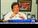 Imran Khan speaks about the journalists opinion on Panama Leaks and explains about the yellow journalism started by Nawa