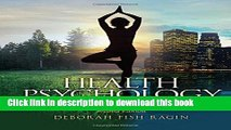 Books Health Psychology, 2nd Edition: An Interdisciplinary Approach to Health Free Online