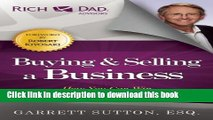 Books Buying and Selling a Business: How You Can Win in the Business Quadrant Free Online