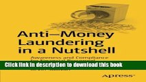 Books Anti-Money Laundering in a Nutshell: Awareness and Compliance for Financial Personnel and