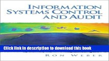 Books Information Systems Control and Audit Full Download