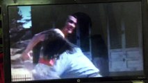 The Last Fight Scene of The Only Movie Done By (Jackie Chan) As A (Villian) In Which Jackie Died